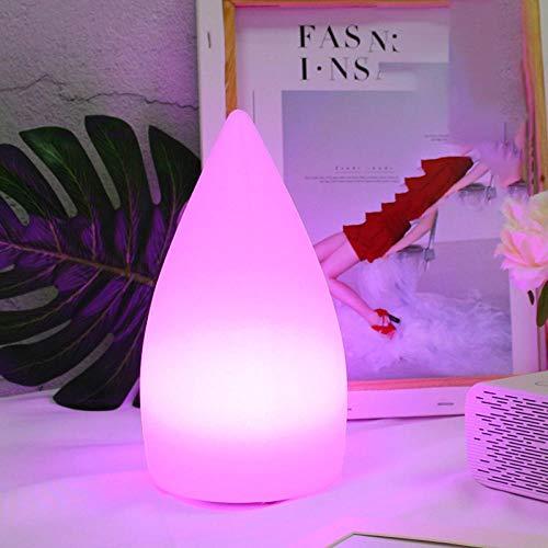 Kutera Lade bar tafellamp bar tafellamp LED lade bar tafellamp creatieve restaurant helder bar decoratie ktv cafe@conische vaas_geel