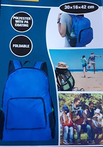 Froyak Rucksack, faltbar, ultraleicht, wasserdicht, 20 l, ideal für Reisen, Sport, Wandern, Fahrrad, Camping
