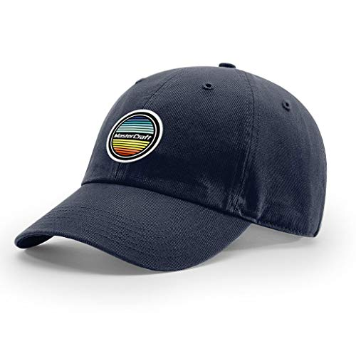 MasterCraft Color Circle Unstructured Hat Navy