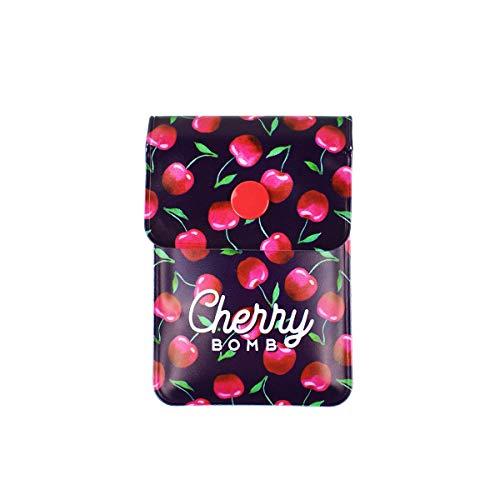 Legami PASH0020 Take Me Away, Posacenere da Tasca, Cherry Bomb, 6 x 0.2 x 8.8 cm
