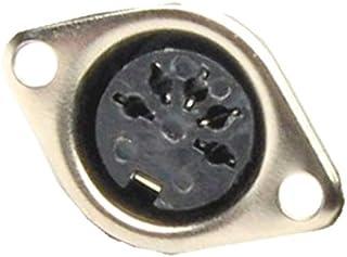 DIN Stecker 5 polig Buchse weiblich (0231)