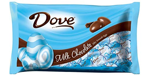 Dove Milk Chocolate Silky Smooth Eggs (Pack of 2)