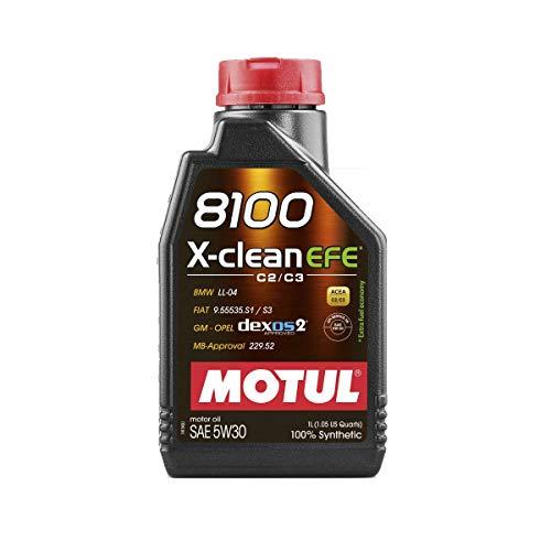 MOTUL 8100 X-Clean EFE 5W30, 1 l