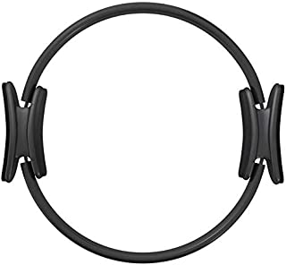 FEGSY Circle Exercise Pilates Ring with Full Body Toning Fitness for Yoga, Streching, Relaxation and Improving Backbands (...
