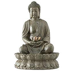 Buddha Springbrunnen Fur Den Garten