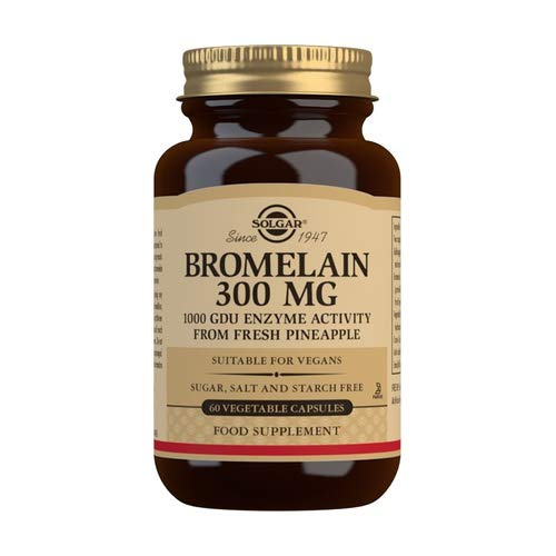 Solgar Bromélaïne 30 Comprimés 500 mg