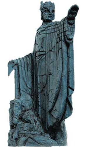 Lord of the Rings Figurine Collection Nº 125 The Argonath Part 1 Isildur