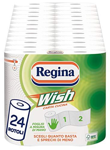Regina Cucina Wish Papierrollen, 24 Stück
