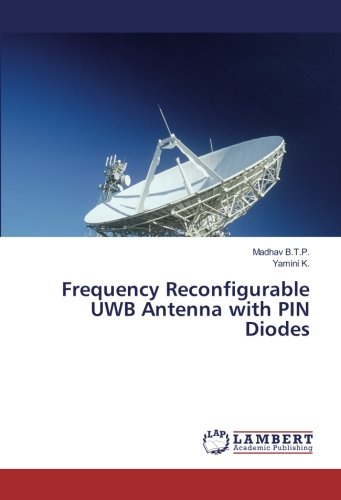 Frequency Reconfigurable UWB Antenna with PIN Diodes