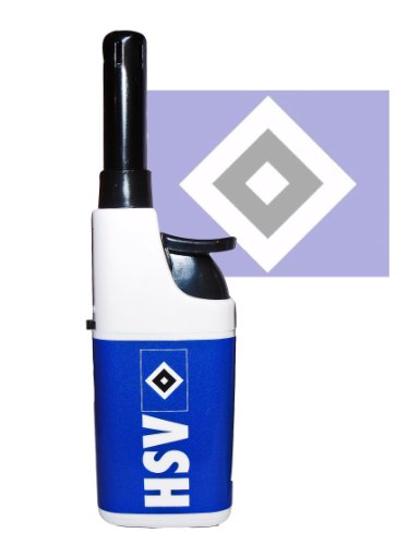 Hamburger SV Feuerzeug Candle Lite