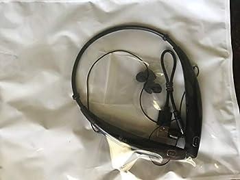 LG 12955VRP TONE PRO TM  HBS-770 Stereo Headset  Black