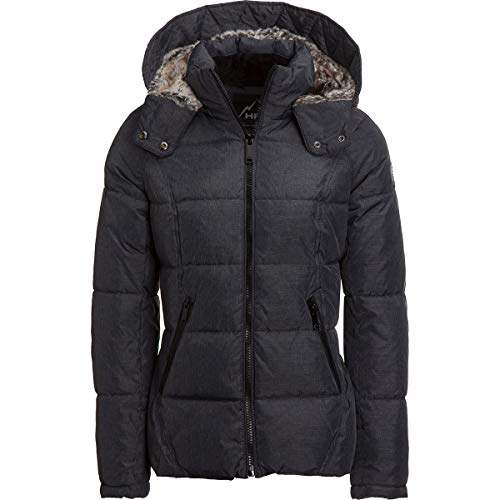 HFX Hooded Insulated Jacket - Women's Graphite, S