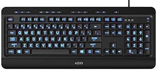 Best cheap illuminated keyboard