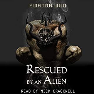 Rescued by an Alien cover art