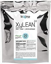 XyLEAN 2.0 | Diet Pills for Men & Women | w/Clinically Proven Phase 2 Carb Controller Weight Loss Aid | Helps Curb Hunger, Increase Energy | New &Improved Formula | 10 Day Sample