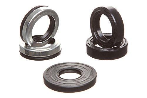 REPLACEMENTKITS.COM Brand Fits Troy-Bilt Rear Tine Tiller Transmission Oil Seal Combo Pack Replaces 921-04030 921-04031 & 921-04036