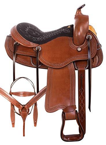 418Jr2caYPL - Best Gaited Horse Saddles 2020