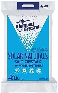 diamond crystal water softener salt