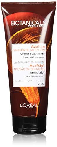 L'Oreal Paris Botanicals Crema Suavizante, Infusión de nutrición para cabellos secos - 200 ml