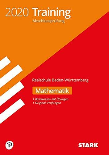 STARK Training Abschlussprüfung Realschule 2020 - Mathematik - BaWü