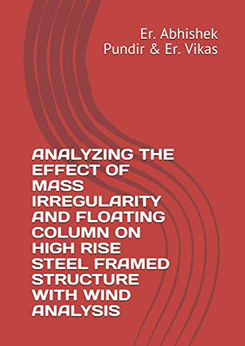 ANALYZING THE EFFECT OF MASS IRREGULARITY AND FLOATING COLUMN ON HIGH RISE STEEL FRAMED STRUCTURE WITH WIND ANALYSIS