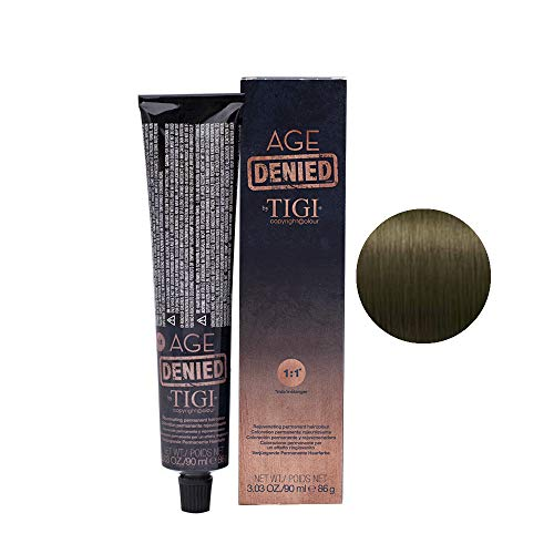 TIGI Age Denied Haarfarbe, 77/ Intense Neutral Blonde, 90 ml