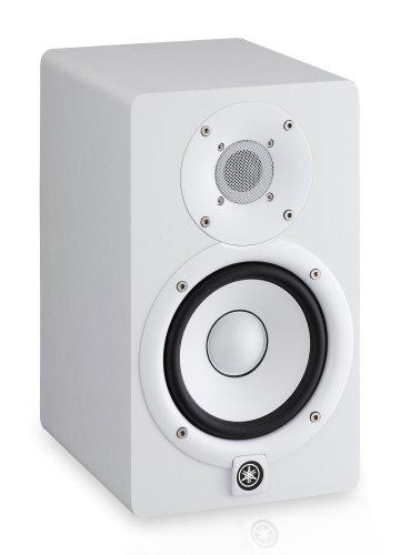 ヤマハ YAMAHA HSシリーズ アクティブスタジオモニタースピーカー ホワイト HS5W(1本)