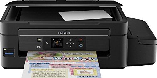 Impresora Epson Ecotank ET-2550   Una opción en conexión.