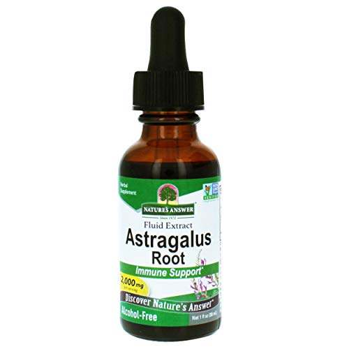 Nature's Answer Astragalus Root 30ml