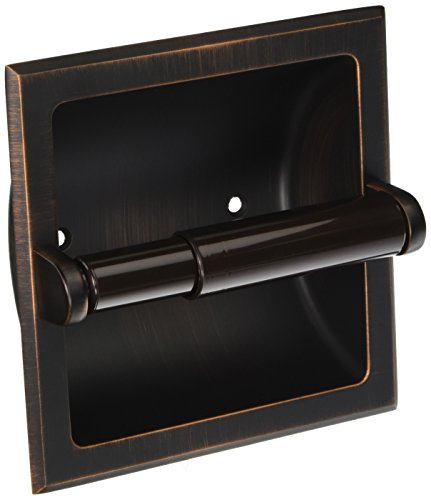 Top 10 best selling list for recessed toilet paper holder venetian bronze