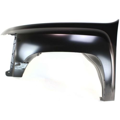 Go-Parts - for 2007 - 2013 Chevrolet (Chevy) Silverado Fender Left (Driver) 22977473 GM1240341 Replacement 2008 2009 2010 2011 2012