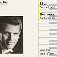 Liszt & Beethoven Sonatas: Nol
