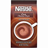 Nestle Hot Chocolate Mix, Dark Chocolate Flavor Hot Cocoa, Bulk Whipped Cocoa, 1.75 lb. Bag