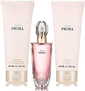 Avon Prima 3 piece fragrance set for women