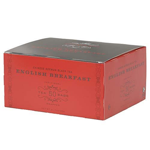 Harney & Sons English Breakfast Tea 100g / 3.57 oz (50 Tea Bags)