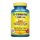Nature's Life C-Complex 1,000 mg | 100 ct