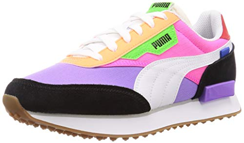PUMA - Running-Schuhe in Luminous Purple Fluo Pink, Größe 35 EU