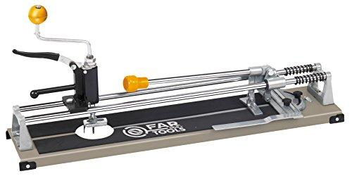Fartools One TCM 402B - Taglia piastrelle manuale, 400 mm 16 x 6 x 3 mm