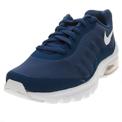Nike Air Max Invigor (GS), Scarpe Running, Multicolore (Navy/White 407), 38 EU