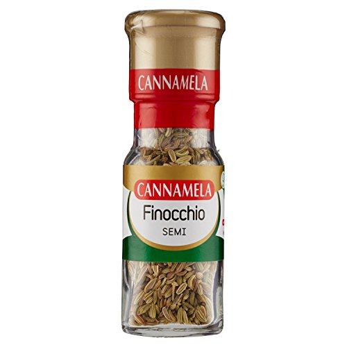 Cannamela Semi di Finocchio, Essiccati - 25 gr