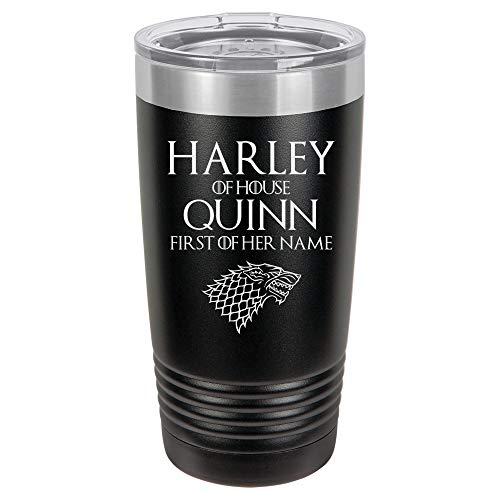 418K2KYjtBL Harley Quinn Travel Mugs