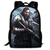 DJNGN Mochila de Viaje para Adultos Divine Original Sin Adult Travel Backpack Fits 15.6 Inch Laptop Backpacks School College Bag Casual Rucksack for Men & Women