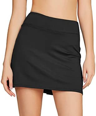 Cityoung Women's Athletic Pleated Golf...