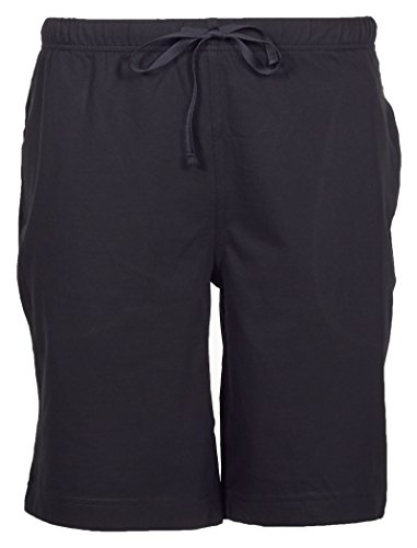 Polo Ralph Lauren Slim Short Pyjama Hose Sleepshort (M, Schwarz)