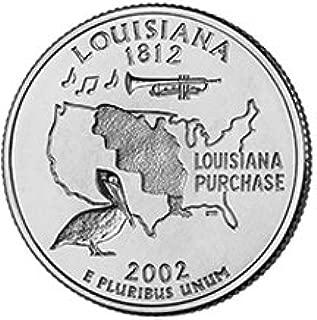 2002 louisiana quarter d