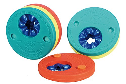 Schwimmscheiben DELPHIN Ausführung Junior, Farbe 3-farbig