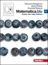 Matematica.blu. Algebra. Geometria. Statistica. Per le Scuole superiori. Con espansione online (Vol. 1)