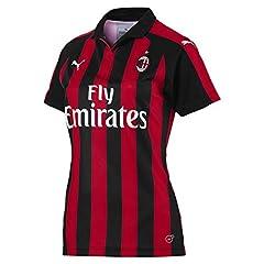 Puma Camiseta AC Milan 1ª Equipación 2018/2019 Mujer