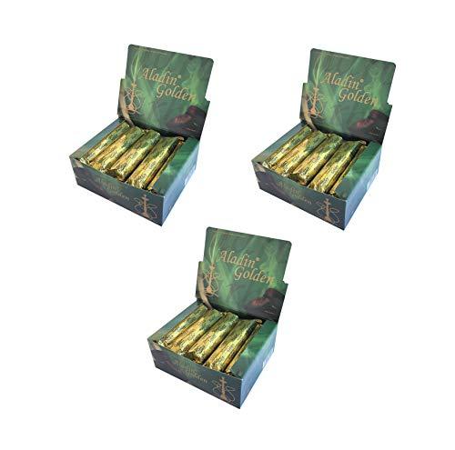 Pack 300 pastillas carbon vegetal para cachimba, shisha, narguile e incensario. Encendido rapido