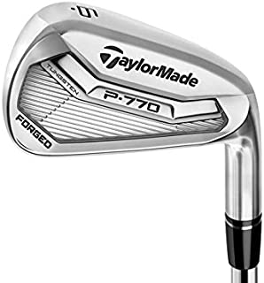 Mint TaylorMade P770 Single Iron 7 Iron Nippon NS Pro Modus 3 Tour 130 Steel Stiff Right Handed 37.25 in